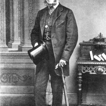 Stratford upon Avon.  Henry Oliver Hunt, town clerk