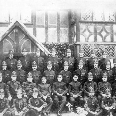 Stratford upon Avon.  Police Division personnel