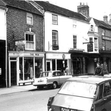 Stratford upon Avon.  Chapel Street