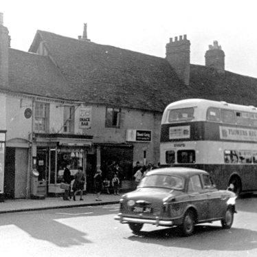 Stratford upon Avon.  Wood Street
