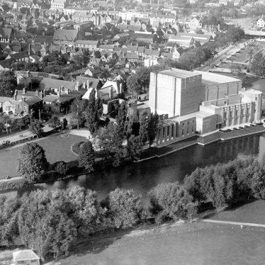 Stratford upon Avon.  Memorial Theatre