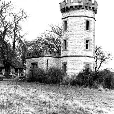 Stratford upon Avon.  Clopton Tower
