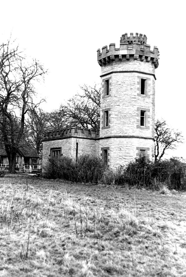 Clopton tower, Stratford upon Avon.  1970 |  IMAGE LOCATION: (Warwickshire County Record Office)