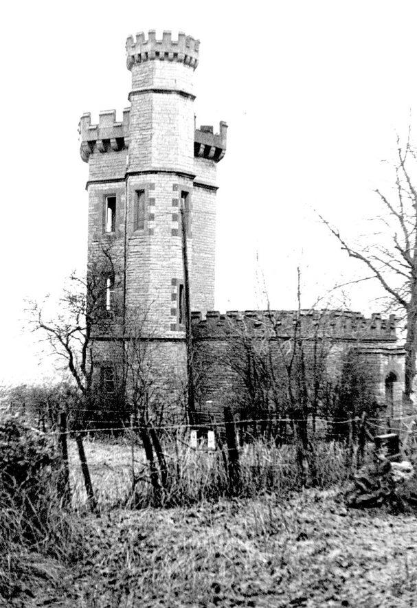 Clopton tower, Stratford upon Avon.  1970 |  IMAGE LOCATION: (Warwickshire County Record Office)