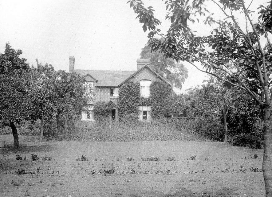 Masons Lodge Farm, Stratford upon Avon.  1914 |  IMAGE LOCATION: (Warwickshire County Record Office)