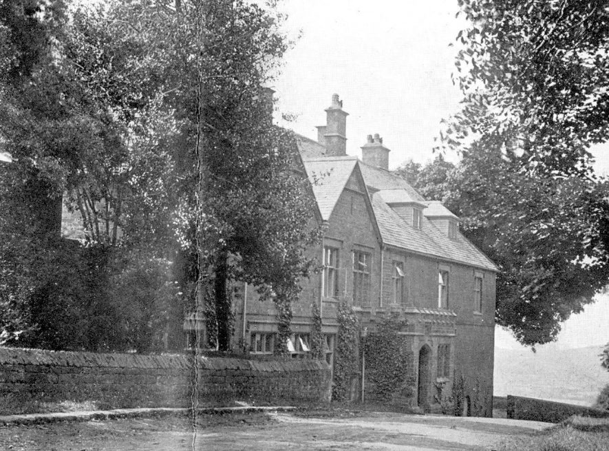 Sun Rising House, Tysoe.  1902 |  IMAGE LOCATION: (Warwickshire County Record Office)