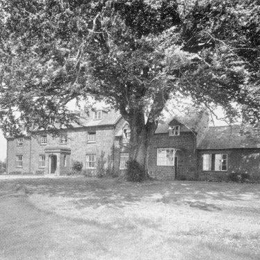 Wormleighton.  Wormleighton Grange