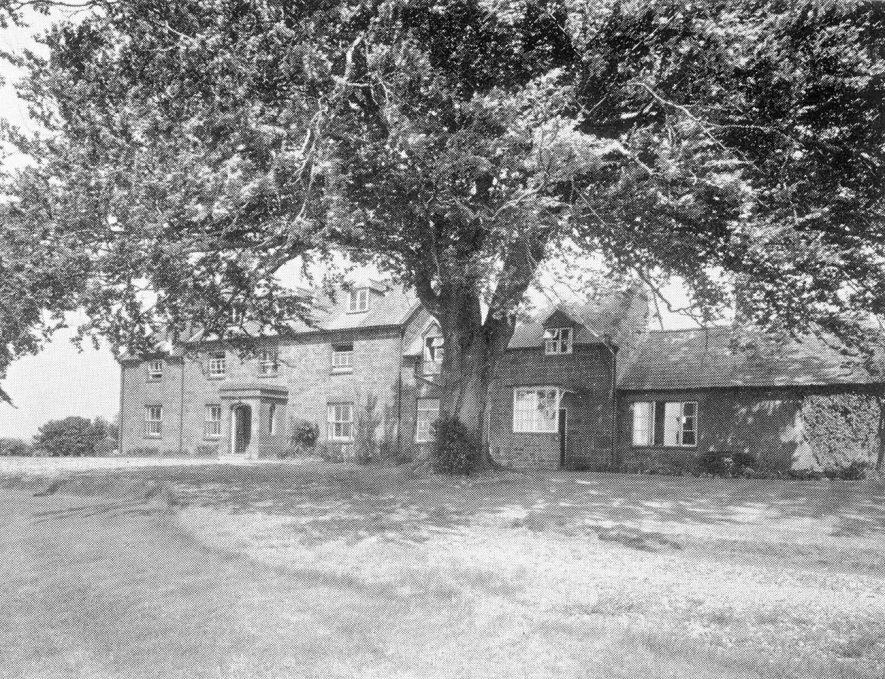 Wormleighton Grange, Wormleighton.  1965 |  IMAGE LOCATION: (Warwickshire County Record Office)