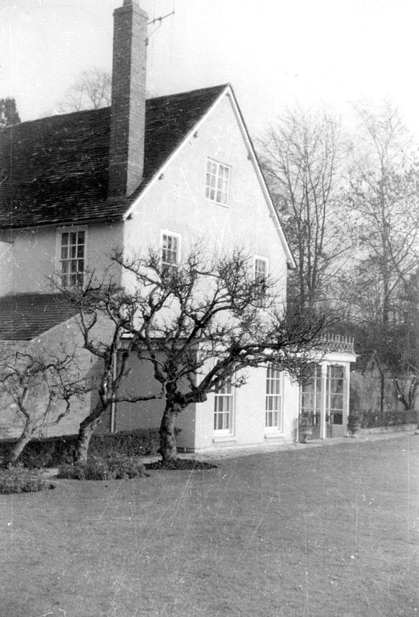 The Dower House, Wootton Wawen.  1960s. |  IMAGE LOCATION: (Warwickshire County Record Office)