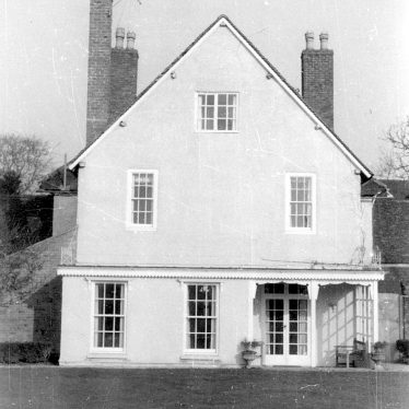 Wootton Wawen.  Dower House