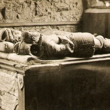 Wolvey.  Tomb