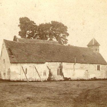 Wixford.  Church