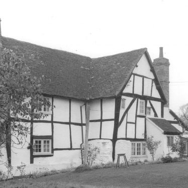 Wixford.  Meadow Cottage