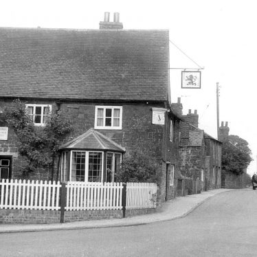 Fenny Compton.  Red Lion