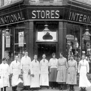 Warwick.  International Stores