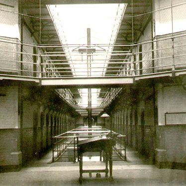 Warwick.  Cape Road, Prison