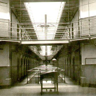 Warwick.  Cape Road, Prison