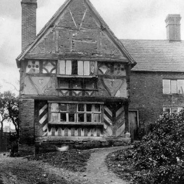 Fillongley.  Old Manor House
