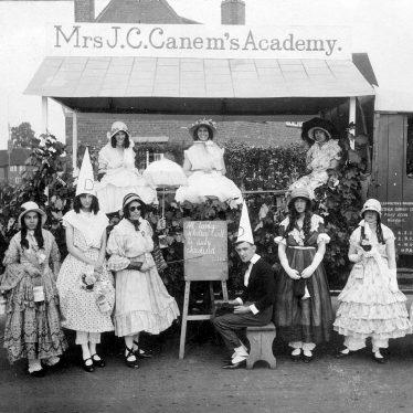 Warwick. Miss Canem's Academy