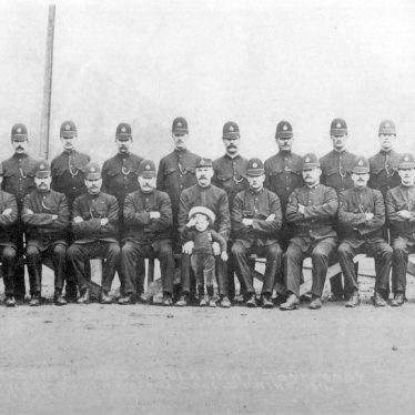 Warwickshire Constabulary at Tony Pandy