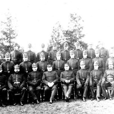 Warwick.  Division Constabulary