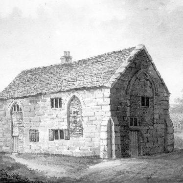 Warwick.  St. Michael's chapel