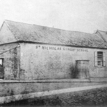 Warwick.  St. Nicholas Sunday school