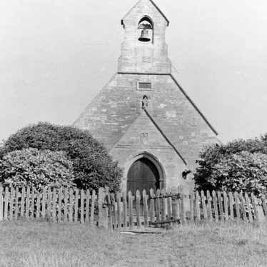Ullenhall.  Old Church
