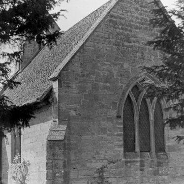 Ullenhall.  Old Church