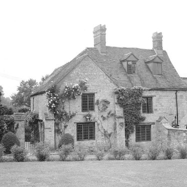 Tredington.  Manor House