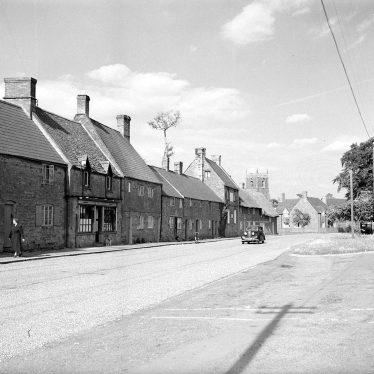 Tysoe.  Main Street