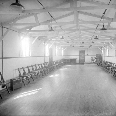 Whitnash. Village Hall Interior