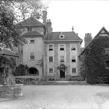 Wolverton.  Court exterior