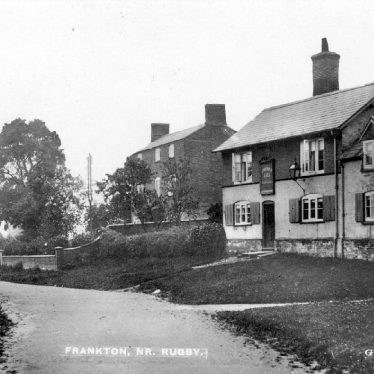 Frankton.  Public House and cottages