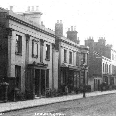 Leamington Spa.  Russell Terrace