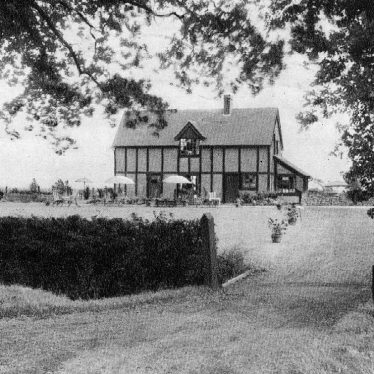 Sherbourne.  Blue Posts Tea House