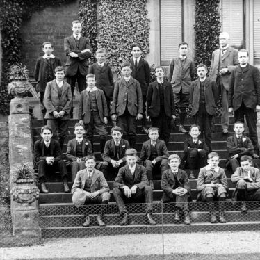 Fillongley.  Shawbury Industrial School