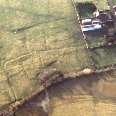 Bishops Itchington.  Village earthworks at Watergall
