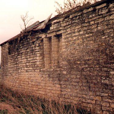 Southam.  Mediaeval building