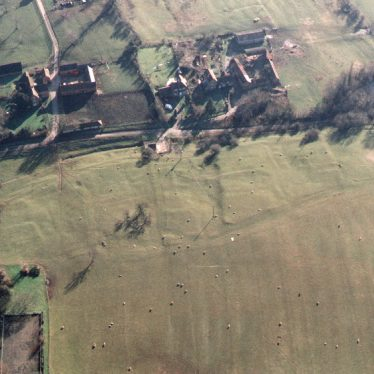 Frankton.  Village earthworks