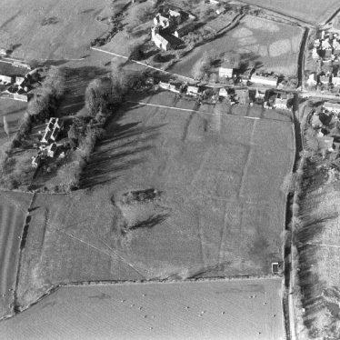 Frankton.  Aerial view