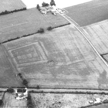 Southam.  Crop marks