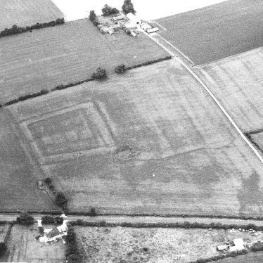 Southam.  Crop marks
