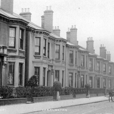 Leamington Spa.  Russell Terrace