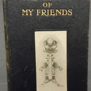 Ghosts of My Friends - a Warwickshire Family Keepsake