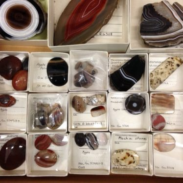 Warwickshire Museum's Wonderful Agates
