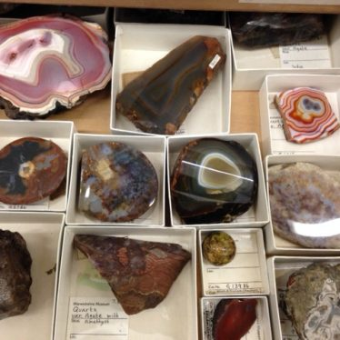 Warwickshire in 100 Objects: Exotic Agates