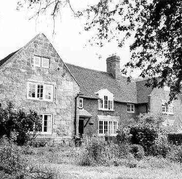 Church Farm, Church End, Shustoke