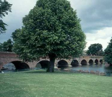 The tramway bridge over the River Avon at Stratford upon Avon | Warwickshire County Council