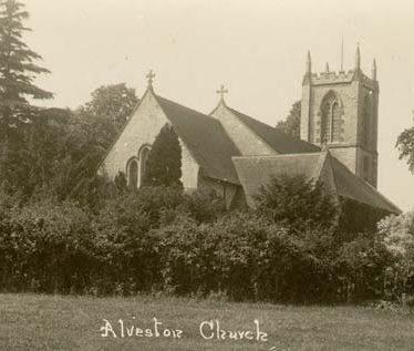 Church of St James, Alveston